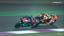 Moto GP Лучшие моменты Гран-при Катара-2019