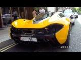 The Arab Supercar Invasion Begins In London, June 2014