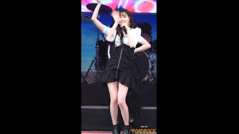 190421 (여자)아이들(G)I-DLE 세뇨리따(Senorita) 수진(Soo-Jin)직캠[4K60P](Fancam)_⁄의령 청소년한마음축제 by RoadRock