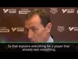 Эмилио Бутрагеньо о получении «Золотого мяча» Роналду
