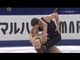 Grand Prix Final 2017. Short Dance. Gabriella PAPADAKIS  Guillaume CIZERON