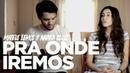 Pra Onde Iremos Gabriela Rocha ukulele version Mateus Lemos feat Naiara Closs