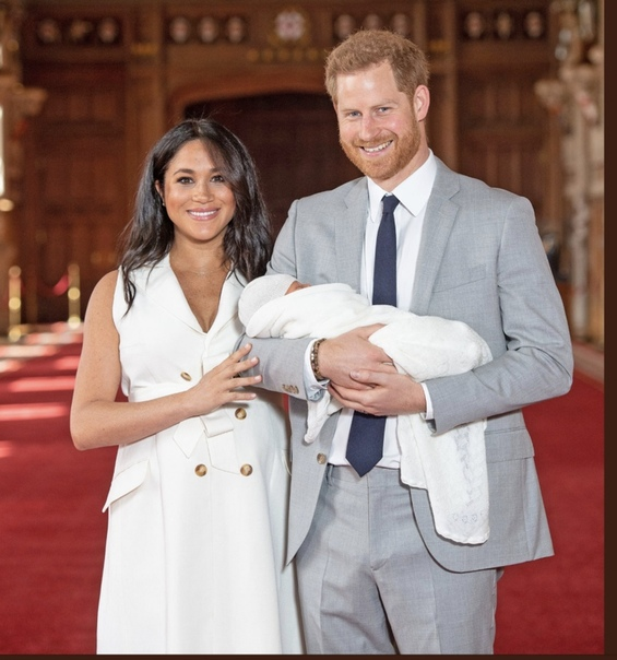 Почему Меган Маркл и принц Гарри назвали сына Арчи Харрисоном: и это очень мило