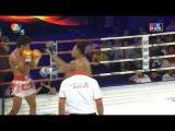 Saenchai Muaythaigym Vs Jose Nito Muay Thai Hilux Vigo Marathon May 30th, 2014 3