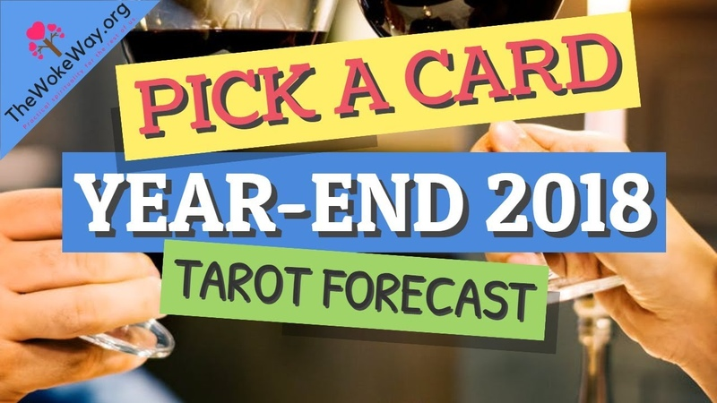 PICK A CARD: YEAR-END 2018 | How's 2018 Been and How Will it End? | Soulmate Twin Flame Love Tarot