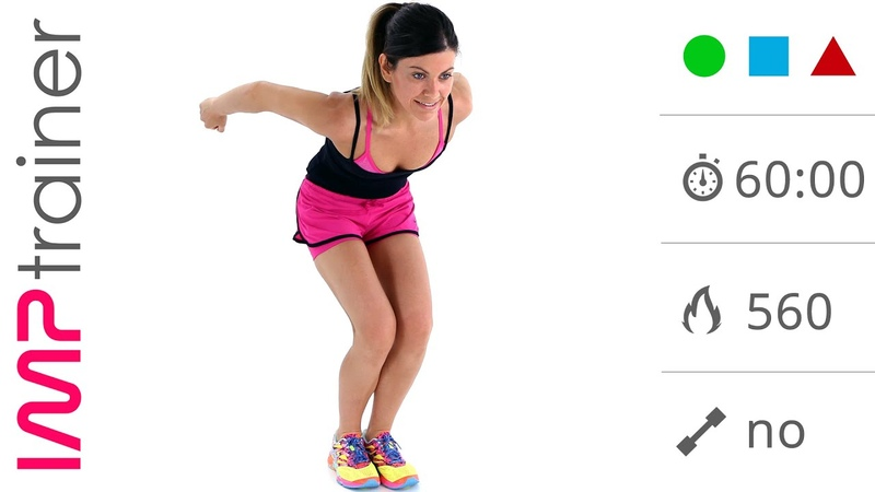 60 Minuti Allenamento Completo con Esercizi per Dimagrire e Tonificare