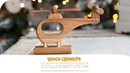 Игрушечный вертолет от мастерской деревянных игрушек WoodGrandPa