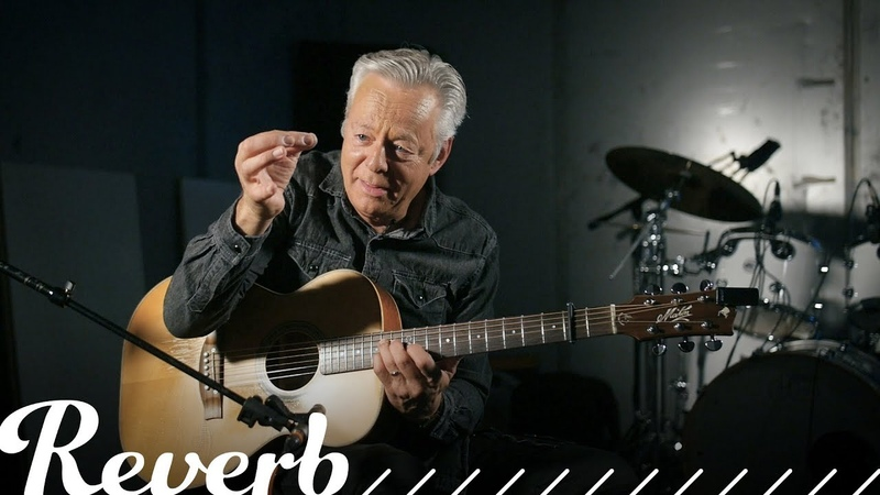 Tommy Emmanuel Teaches Ballad Guitar Techniques in Stay Close to Me | Reverb Learn to Play