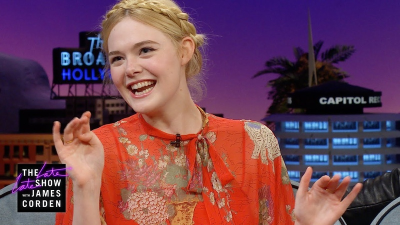 Elle Fanning Had a Magical 21st Vegas Birthday