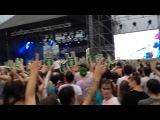 TUBORG GREENFEST SANKT-PETERSBURG 2013 LIMP BIZKIT MY GENERATION