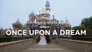 Once Upon A Dream Wedding At Disneyland