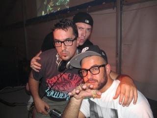 Chris Lawyer, Bozoky vs. Lipoczy, Tomy Montana - 3h live DJmix @ IBIZA SOUND 2012 - Szentes