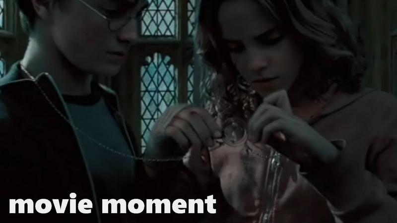 Гарри Поттер и узник Азкабана Маховик времени