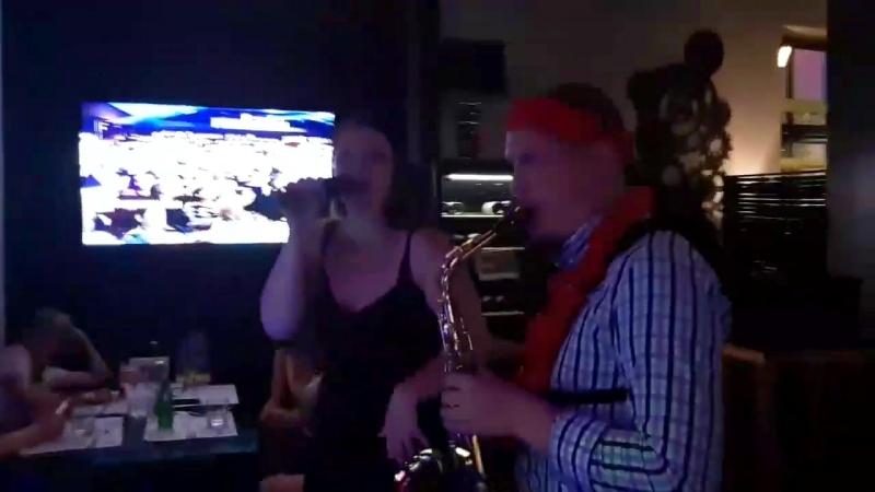 Саксофонист (Панорама2018)