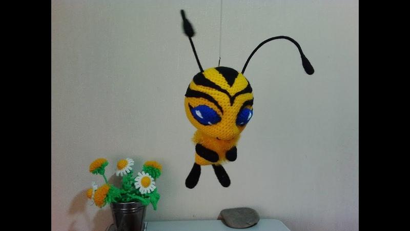 Квами Пчела из Леди Баг и Супер Кот, ч.2. Kwami Bee from Lady Bug and Super Cat, р.2.