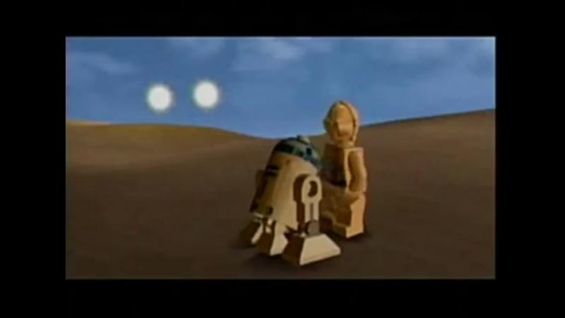 LEGO Star wars II The original trilogy (PSOne, commercial)