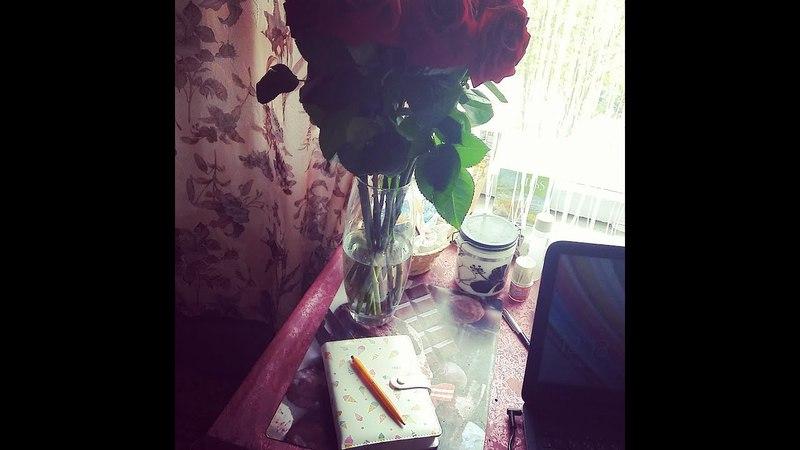 Мой ежедневник | Впала в детство | Наклеечки | Цели | Планирование 4 выпуск влога