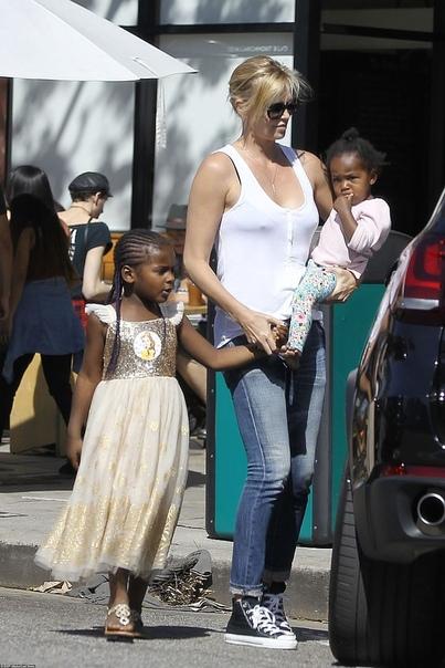 Шарлиз Терон призналась, что ее сын Джексон — девочка