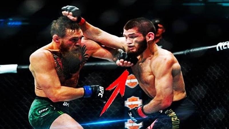 КОНОР И ХАБИБ| UFC 229 Conor vs Khabib | Full Match хабиб против конор макгрегор MMA