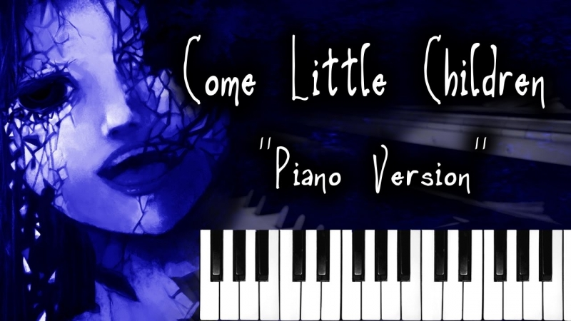Children of the Night Piano Version Come Little Children Hocus Pocus