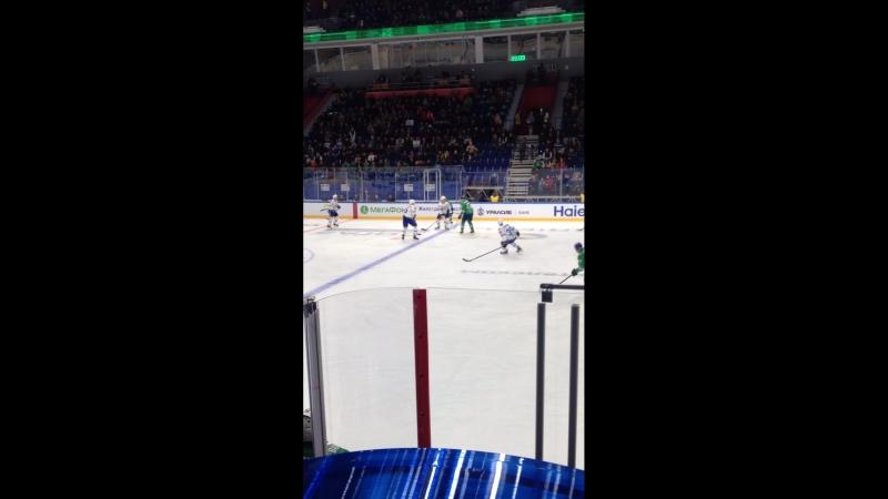 Салават Юлаев-Барыс Уфа-арена