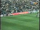 Реал Мадрид 5-1 Лас Пальмас . Чемпионат Испании 2000-2001. 10 тур