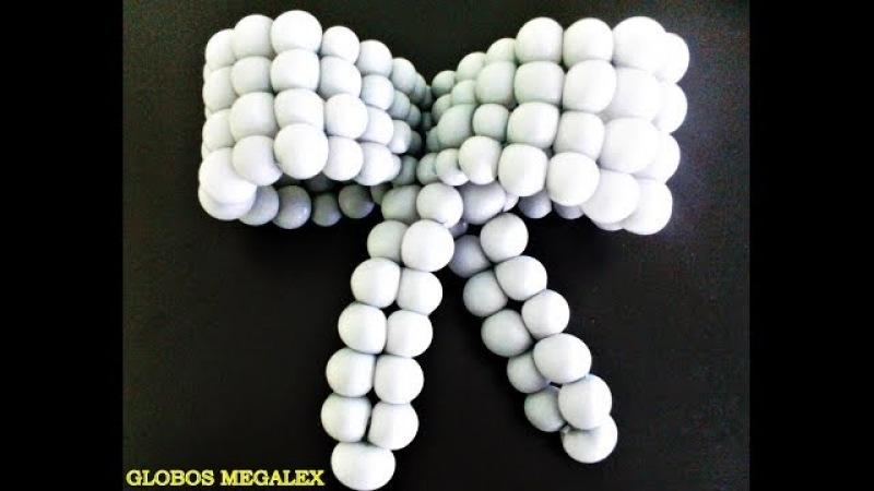 GLOBOFLEXIA MOÑO TEJIDO 1/2 CON MEGALEX