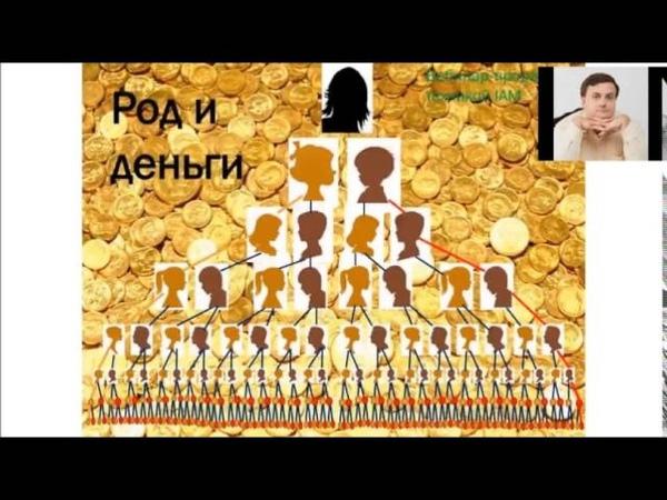 Деньги в вашей жизни - часть 4, Проработка Рода