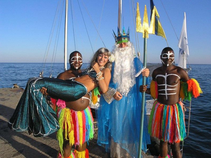 Нептун и компания