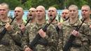 Півтисячі десантників присягнули на вірність народу України у 199-му навчальному центрі ДШВ