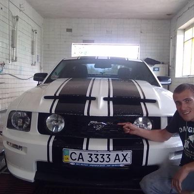 Саша Гамзин, 8 октября , Скадовск, id204115792