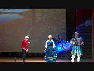 Нюрка исполняют Софья Весельская и Даниил Парамонов