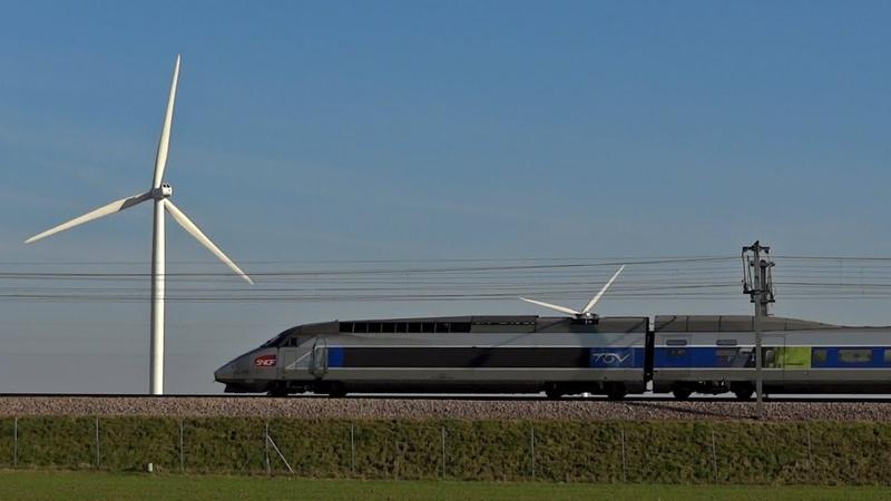 TGV de la LGV Atlantique
