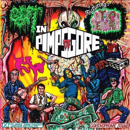 Otto Von Schirach альбом Pimps of Gore