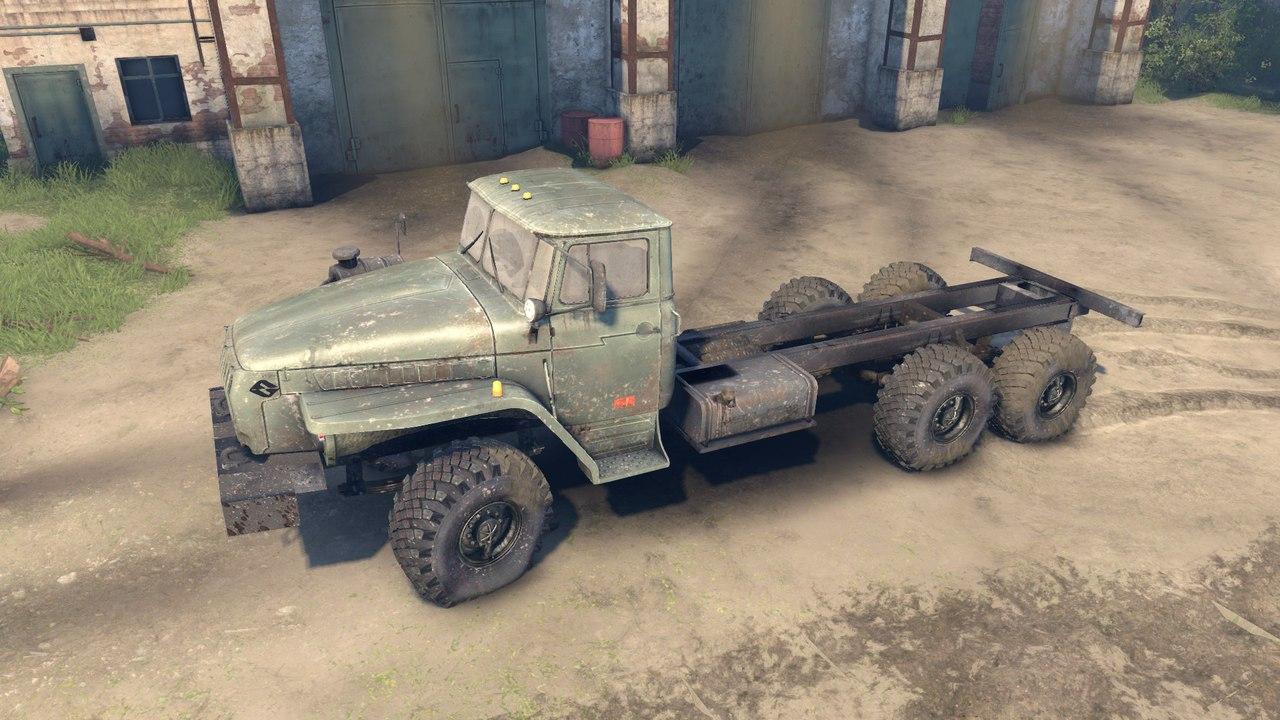 Урал 4320-30 для Spintires - Скриншот 3