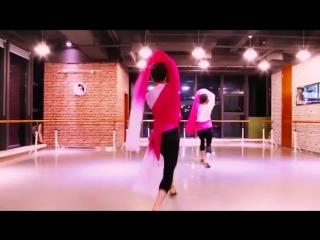 Chinese classic dance中国古典舞-粉墨-孙科(成都)原创剧目