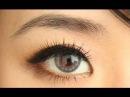 Adore Bi-Tone Grey Colored Contact Lens Review