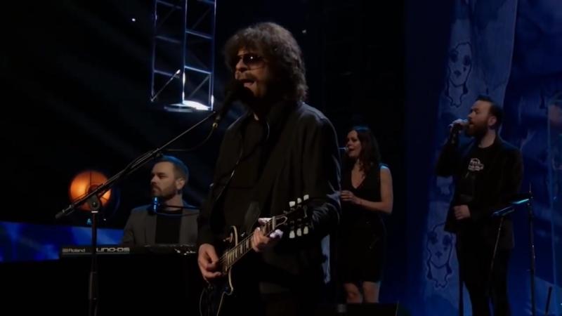ELO-- Evil Woman- Mr Blue Sky- on Rock Roll Hall of Fame 2017