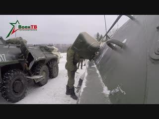 Военное обозрение (10.01.2019) Новые #БТР-70 МБ-1 #АрмияБеларуси