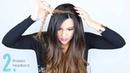 10 Повседневные прически на длинные волосы своими