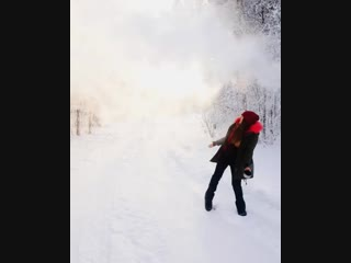 Дубакчелледж - Морозный Дивногорск