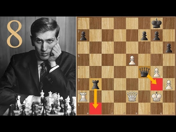 Strike While The Iron is Hot! | Petrosian vs Fischer | (1971) | Game 8