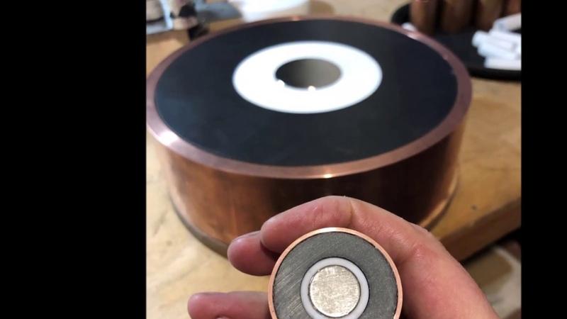Johan Searl Generator SEG by hands Part 1