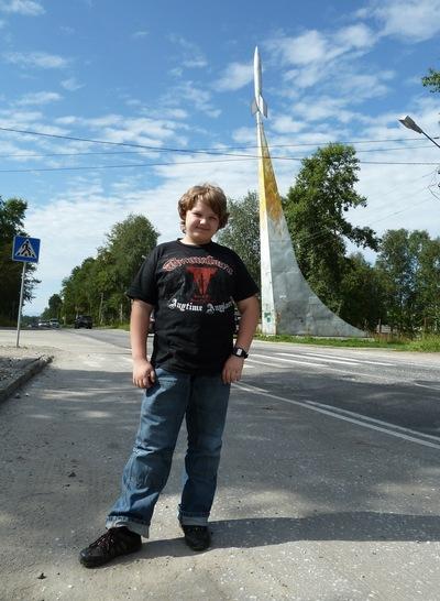 Сева Вагин, 9 мая 1997, Иркутск, id158871102
