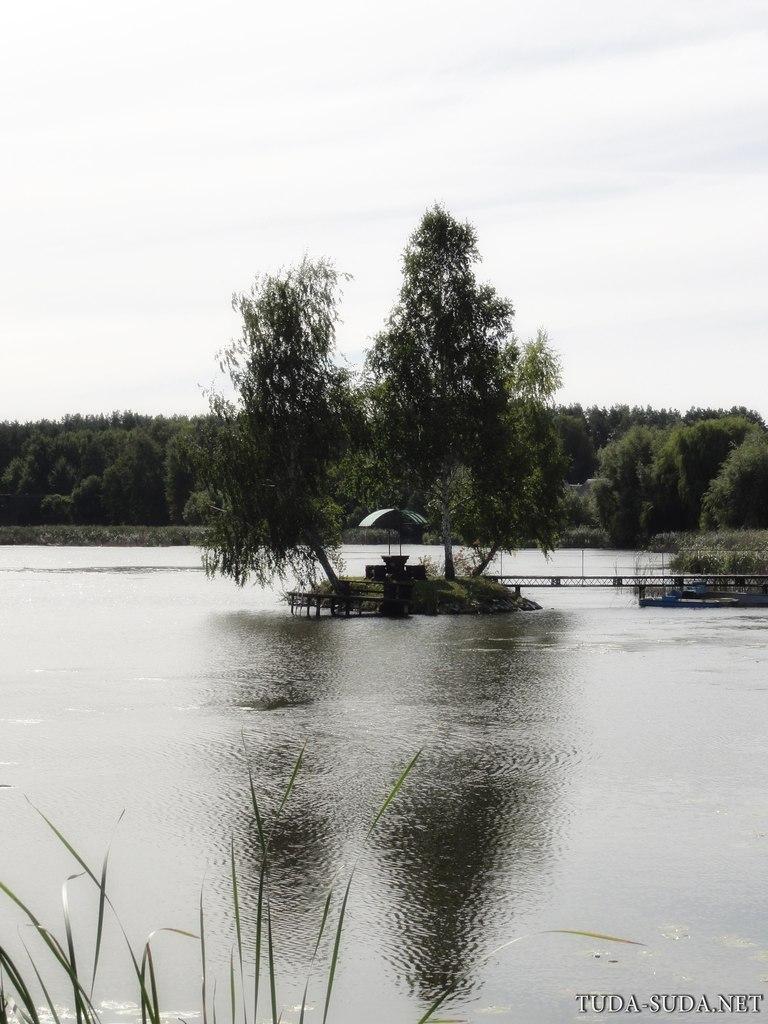 Житомир пруд