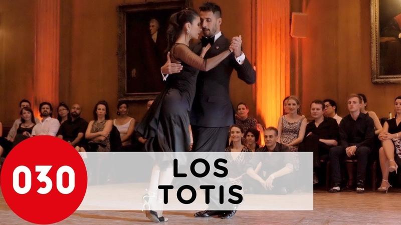 Virginia Gomez and Christian Marquez – Maipo, London 2017 LosTotis