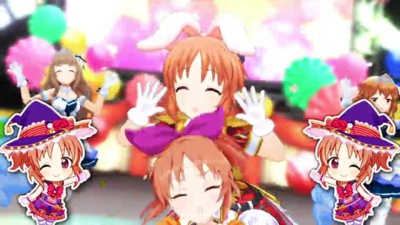 【Idolmaster】 スーパーウサミンメルヘンメタモルフォーゼ