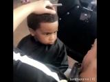 Когда пришел к новому парикмахеру 🙄😀