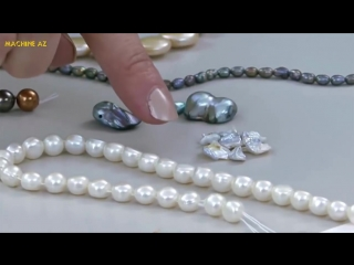 Awesome Discover Harvesting Pearl Under The Sea, Pearl Production Process Very Beautiful