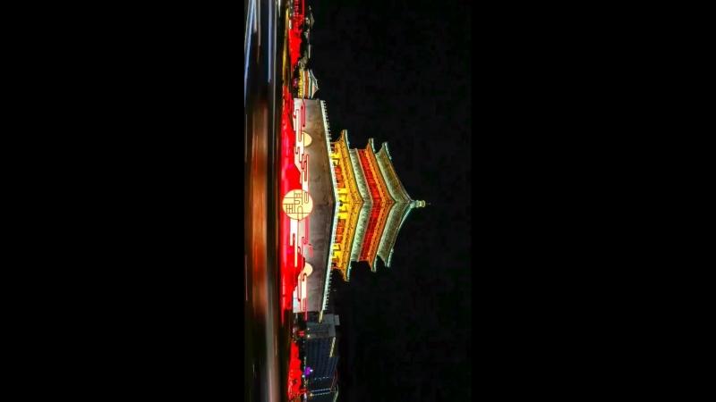 Сиань(Древнее имя - Чанган) Столица тринадцати династий